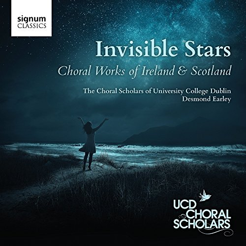 Antognini Choral Scholars Of Invisible Stars Choral Works