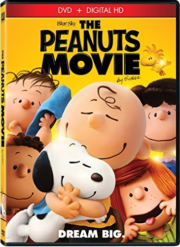 Peanuts Movie Peanuts Movie DVD Dc G