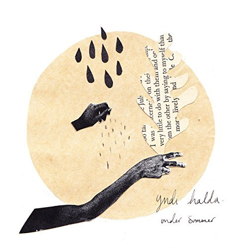 Yndi Halda Under Summer (cream & Black Marble Vinyl)