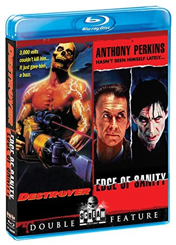 Destroyer Edge Of Sanity Double Feature Blu Ray R