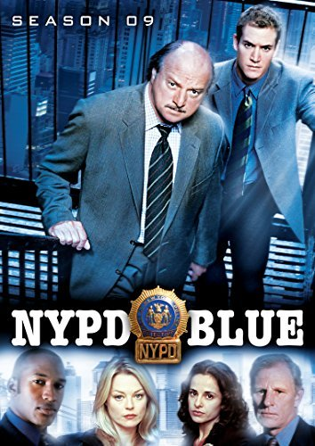 Nypd Blue Season 9 DVD