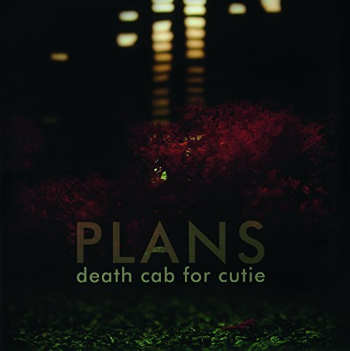 Death Cab For Cutie Plans Import Eu