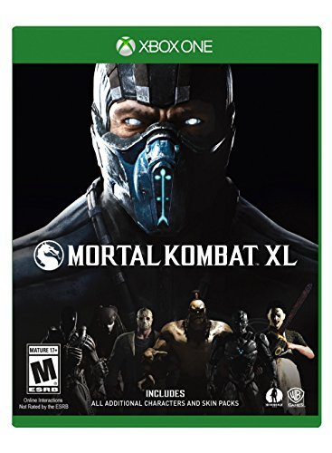 Xbox One Mortal Kombat Xl