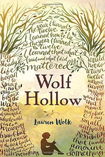 Lauren Wolk Wolf Hollow