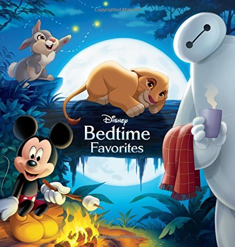 Disney Book Group Bedtime Favorites (3rd Edition)
