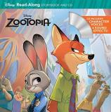 Disney Book Group Zootopia Read Along Storybook & CD
