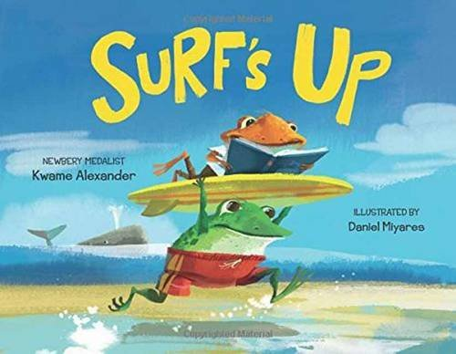 Kwame Alexander Surf's Up