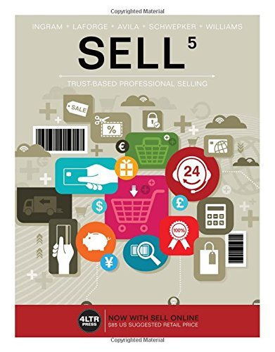 Thomas N. Ingram Sell (with Sell5 Online 1 Term (6 Months) Printed 0005 Edition;