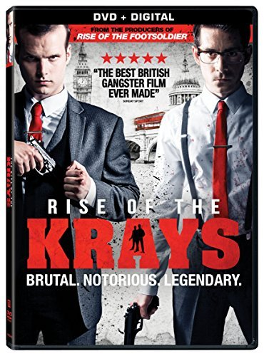 Rise Of The Krays Cotton Leslie DVD R