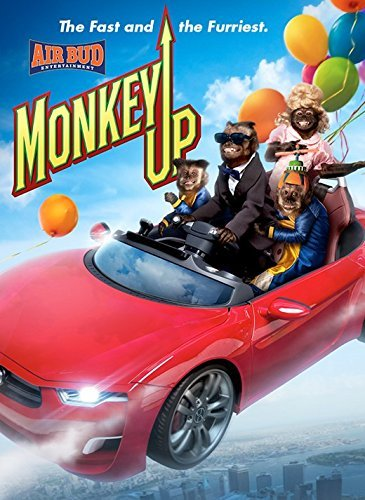 Monkey Up Monkey Up DVD Nr