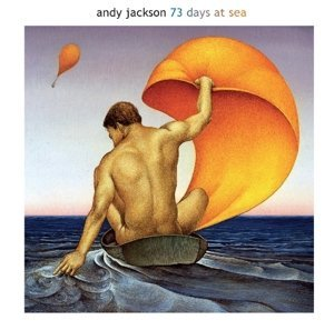 Andy Jackson 73 Days At Sea Import Gbr Incl. DVD