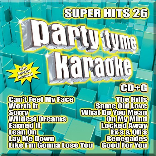 Party Tyme Karaoke Super Hits 26