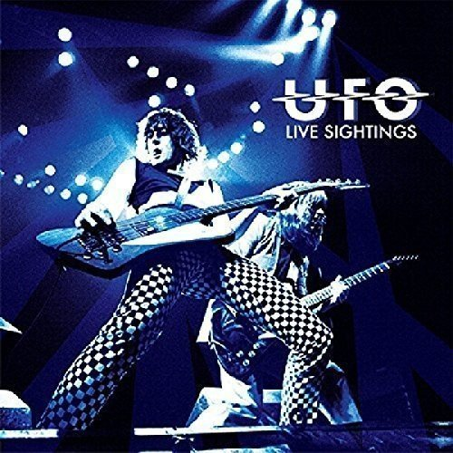 Ufo Live Sightings 4cd + 1lp