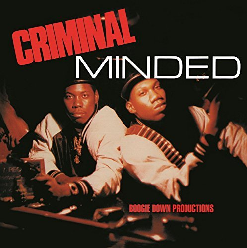 Boogie Down Productions Criminal Minded
