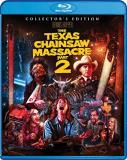 Texas Chainsaw Massacre 2 Hopper Williams Blu Ray Ur