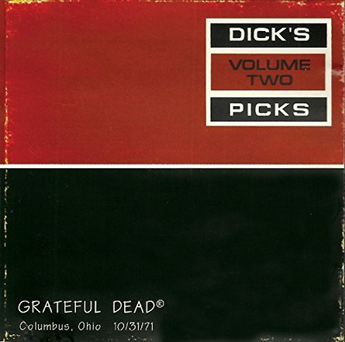 Grateful Dead Dick's Pick 2 Columbus Ohio 1