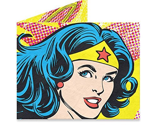 Wallet Wonder Woman Vintage