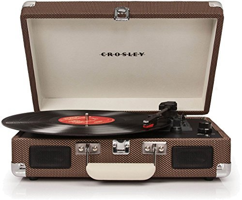 Turntable Crosley Cruiser Tweed