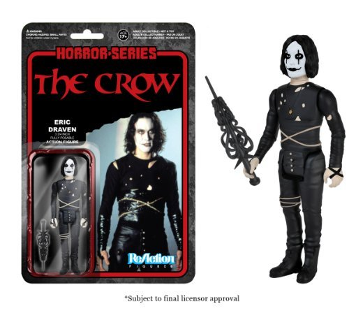 Toy Horror Classics The Crow Reaction