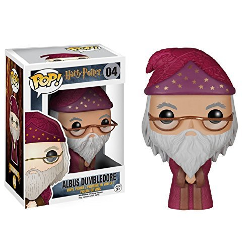 Pop Movies Harry Potter Albus Dumbledore