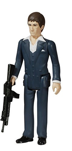 Action Figure Reaction Scarface Tony Montana