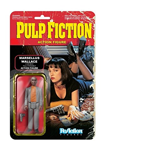 Toy Pulp Fiction Marsellus Wallace Reaction 3 3 4 Inch