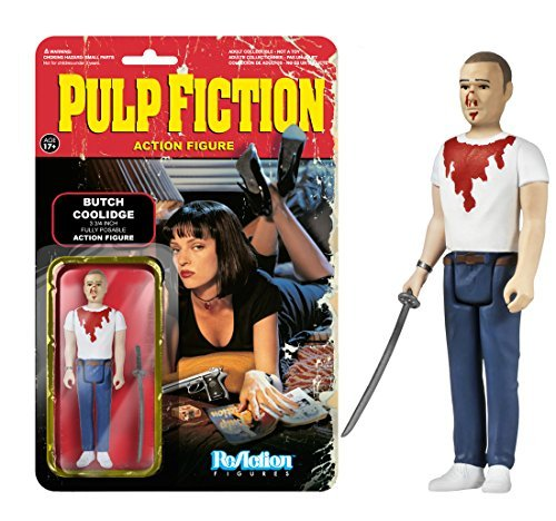 Toy Pulp Fiction Butch Coolidge Reaction 3 3 4 Inch Re