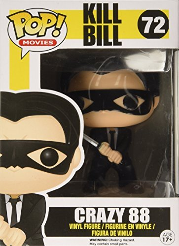 Toy Kill Bill Crazy 88 Pop! Vinyl Figure