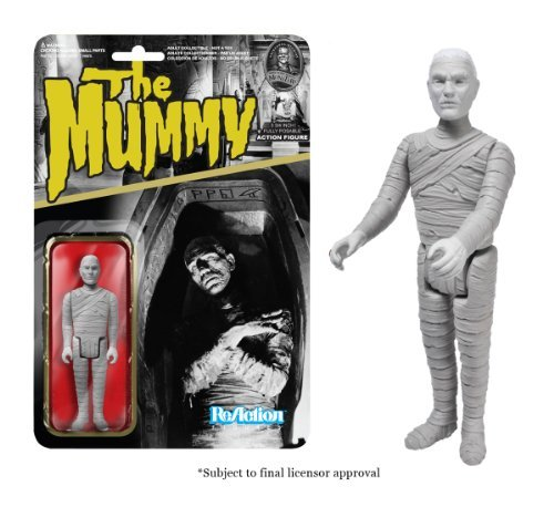 Toy Universal Monsters Mummy Reaction