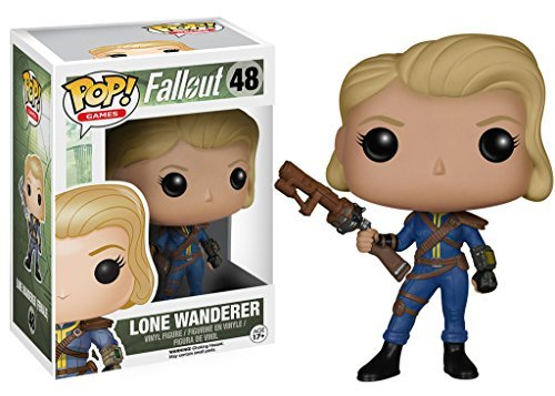 Pop Games Fallout Lone Wanderer Female