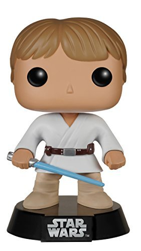 Toy Pop Star Wars Tatooine Luke