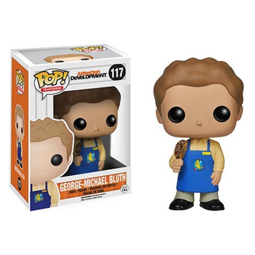 Funko Funko Pop Tv Arrested Development George M. Bluth Ban