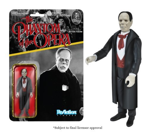 Reaction Universal Monsters Phantom Of The Opera