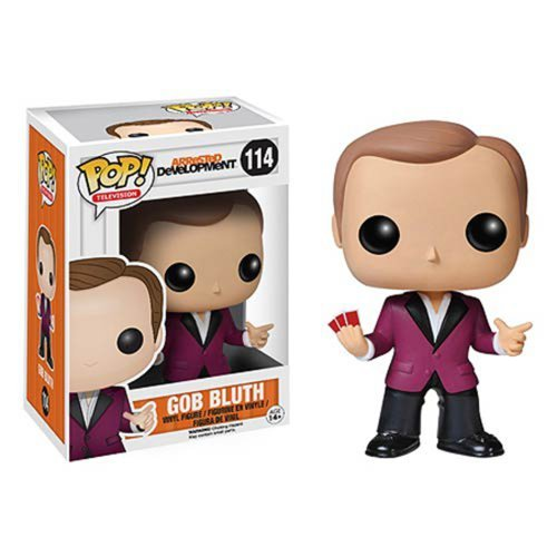 Toy Arrested Development Gob Bluth Pop! Vinyl