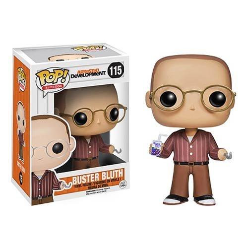 Toy Arrested Development Buster Bluth Pop! Vinyl