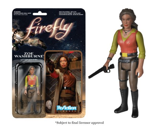 Toy Reaction Firefly Zoe Washburne