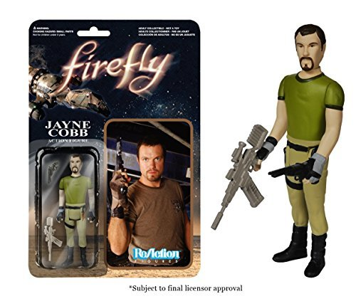 Toy Reaction Firefly Jayne Cobb
