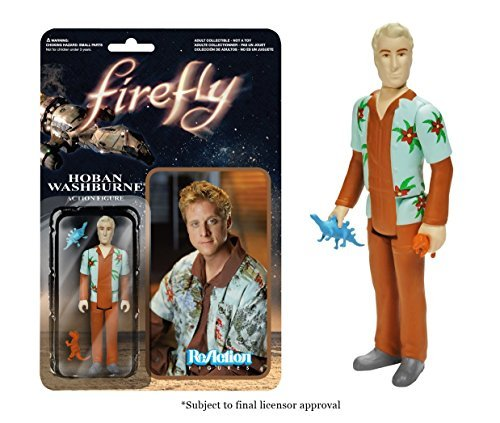 Toy Reaction Firefly Hoban Washburne