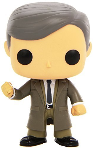 Toy Pop! Tv X Files The Smoking Man