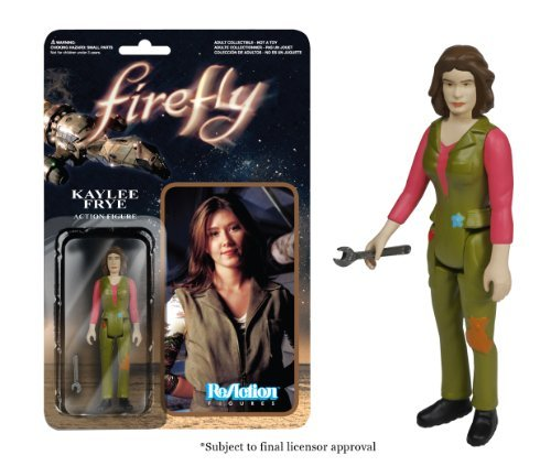 Toy Reaction Firefly Kaylee Frye