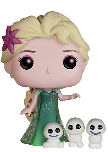 Pop Disney Frozen Fever Elsa