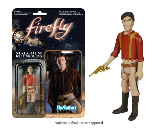 Funko Funko Reaction Firefly Malcolm Reynolds