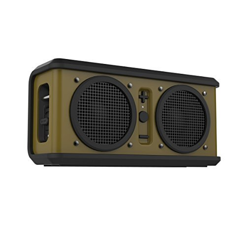 Audio Accessories Air Raid Bluetooth Olive Green Black Black