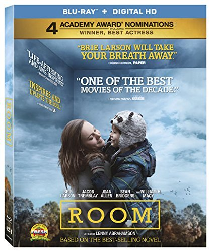 Room Larson Tremblay Blu Ray R