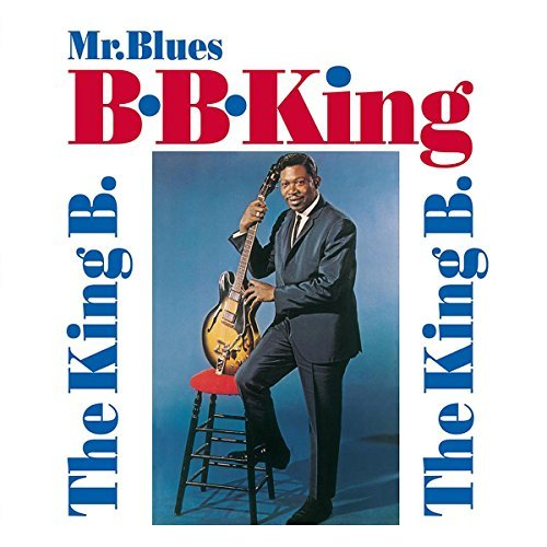B.B. King Mr. Blues Lp
