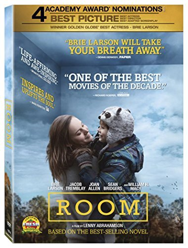 Room Larson Tremblay DVD R