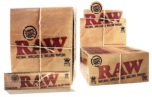Hbi Raw Kingsize Slim