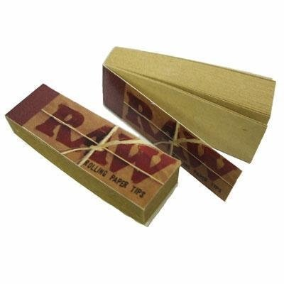 Hbi Raw Tips Regular 50 Box
