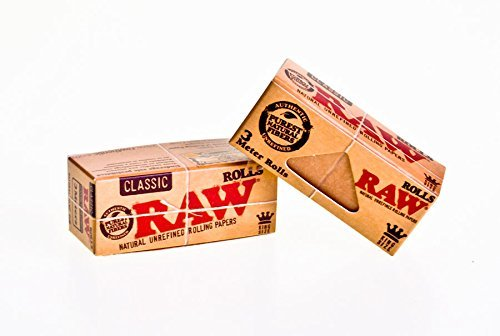 Raw Rolls 12 Display