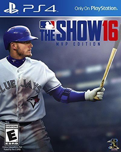 Ps4 Mlb 16 The Show Mvp Edition